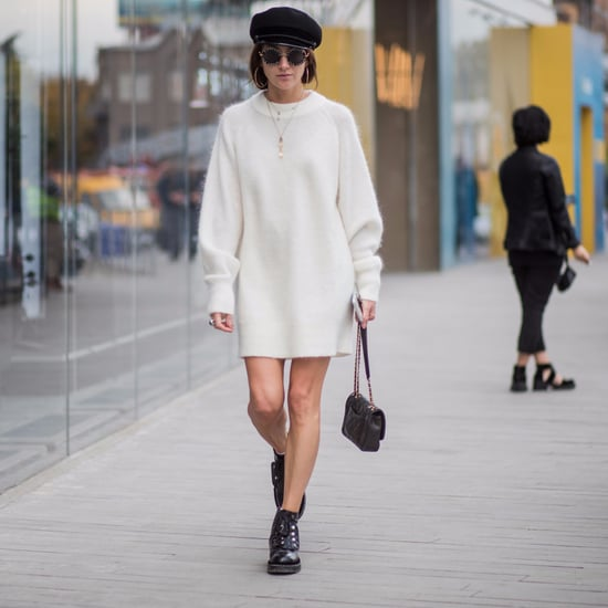 How to Wear Winter Whites