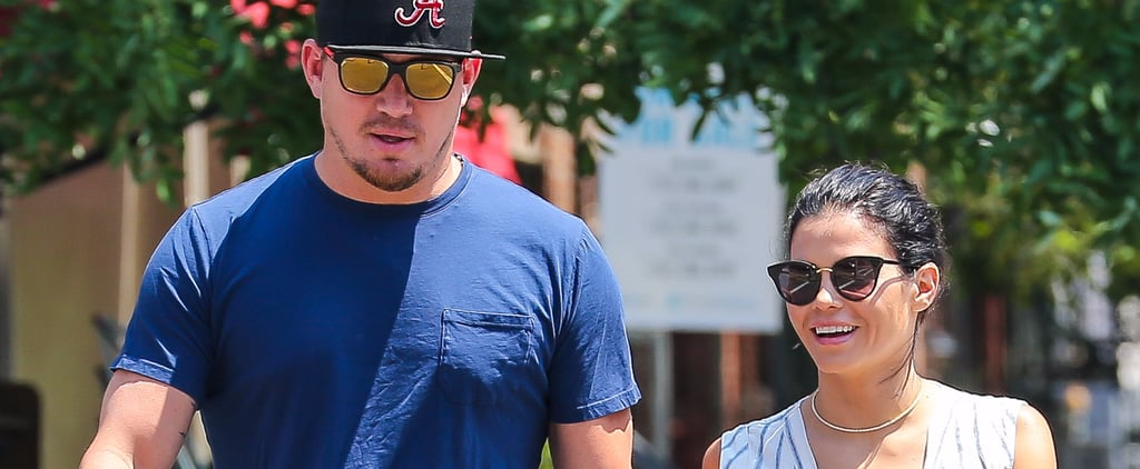 Channing Tatum and Jenna Dewan Manage to Bring Even More Heat to NYC