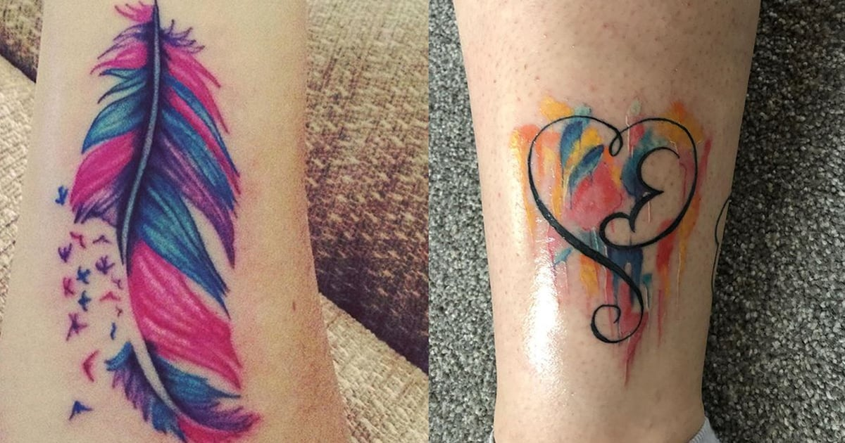 Miscarriage Tattoo Ideas Popsugar Family