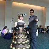Dalek and 10 From Doctor Who