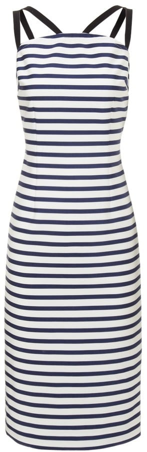 Tanya Taylor Striped Dress