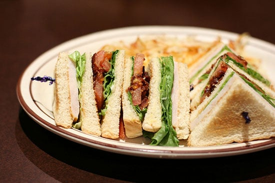 Yummy Links: From Club Sandwiches to Street Food