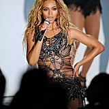 Beyoncé Knowles Runs the Billboard Awards Show With a Hot Performance and a Sweet Acceptance Speech