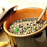 Get the recipe: Southwestern 3-bean and barley soup