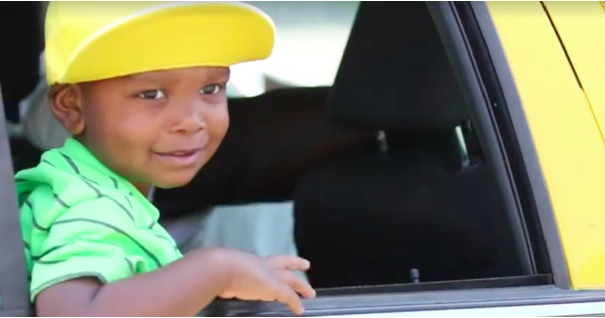 Little Boys Fresh Prince Of Bel Air Birthday Video Popsugar Family