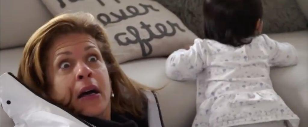 "Hoda Kotb's Daughter Says ""Mama"" First Word"