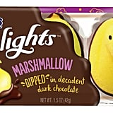 Peeps Delights Marshmallow Chicks Dipped in Decadent Dark Chocolate (~$2)