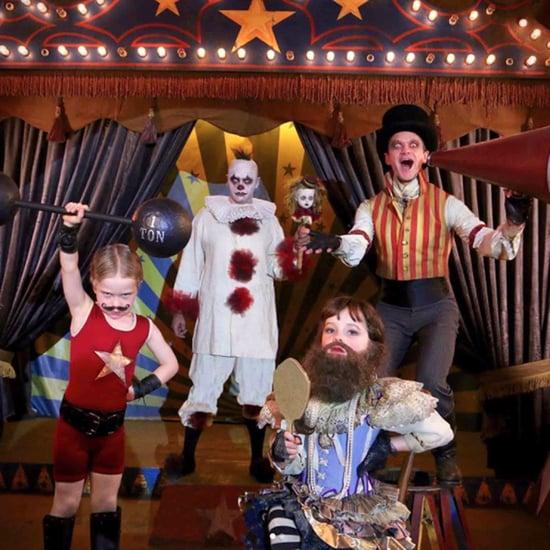 Celebrity Family Halloween Costumes 2017
