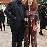 Edward Enninful and Grace Coddington Were Among the Guests