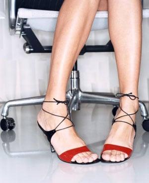 Do You Wear High Heels?