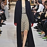 Gigi Hadid on the Lanvin Fall 2020 Runway at Paris Fashion Week
