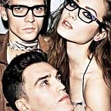 Eyewear for Just Cavalli Spring '12. Source: Fashion Gone Rogue