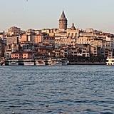 مدينة إسطنبول، تركيا