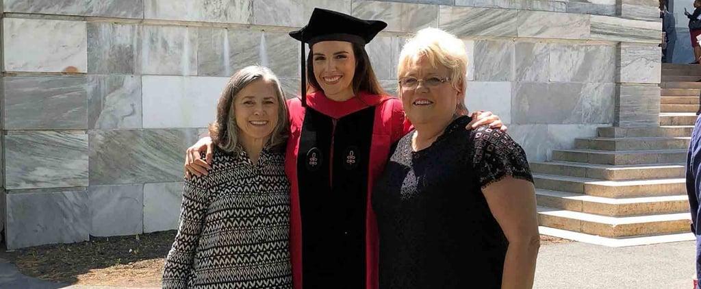 Woman Invites Middle School Teacher to Harvard Graduation