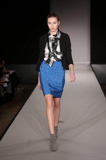 New York Fashion Week, Fall 2008: Brian Reyes