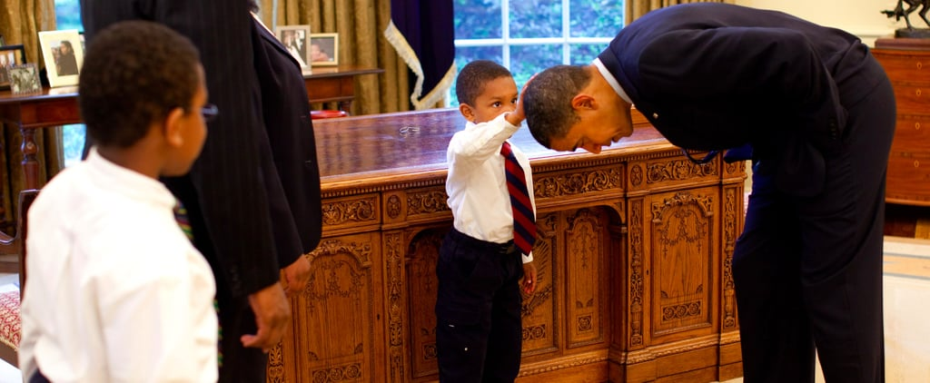 15 Iconic Photos That Will Define Obama's Presidency