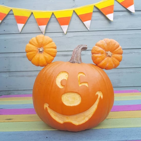 Mickey Mouse Pumpkin Ideas For Halloween