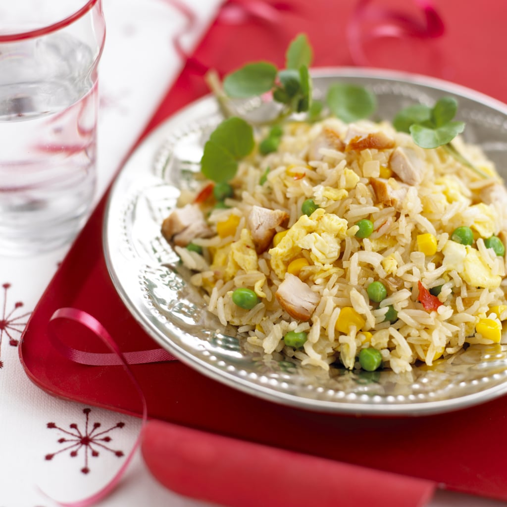 Kid-Friendly Fried Rice | POPSUGAR Moms