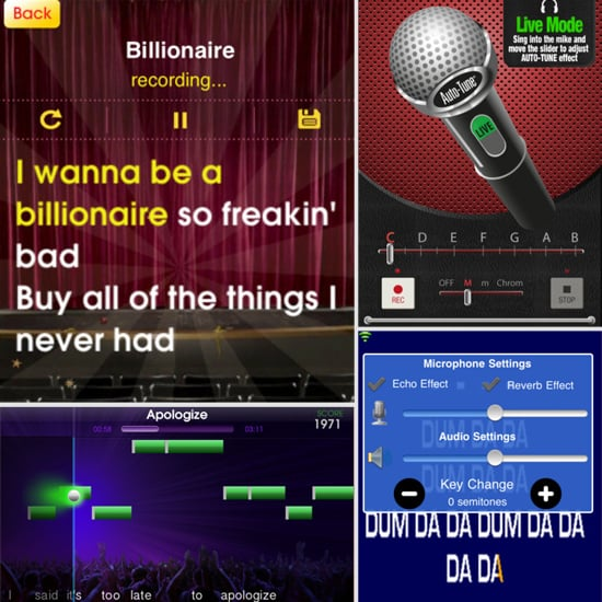 best karaoke app for iphone best karaoke apps popsugar tech 7078