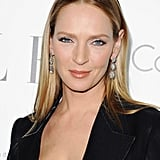 Uma Thurman in 2012