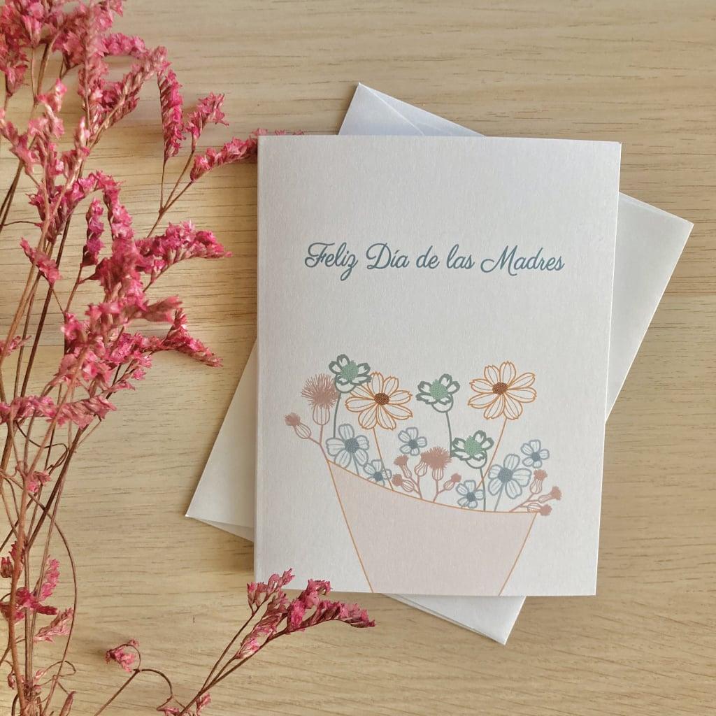Dia de las Madres Card
