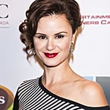 Keegan Connor Tracy as Belle
