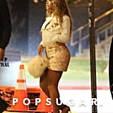 Beyonce's First Appearance Since Giving Birth to Twins 2017