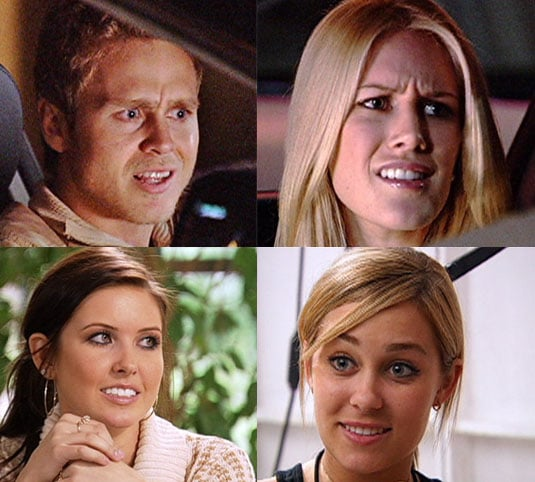 "The Hills Beauty Quiz: ""Girls Night Out"""