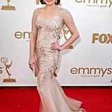 2011 Emmys Trend: Shine On