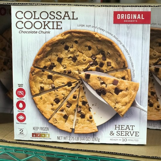 Costco Colossal Cookie