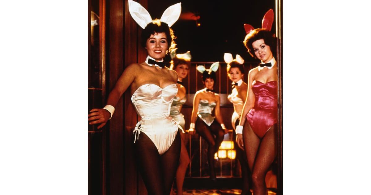 Sex in playboy bunny costume video