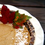 Raw Vegan Pumpkin Pie Recipe