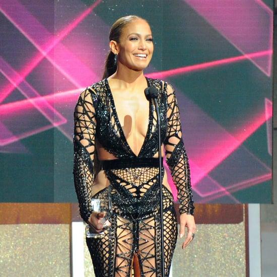 Jennifer Lopez Tan Solo Mirame Performance Latin Billboards