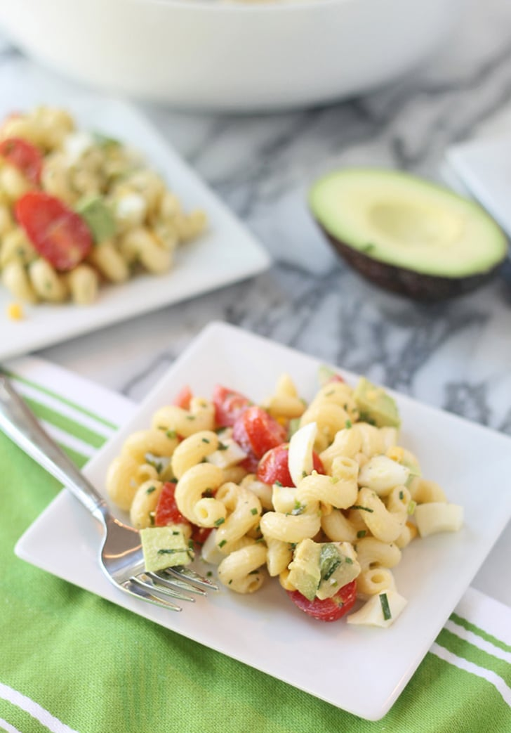 Cobb Pasta Salad | Hard-Boiled Egg Recipes | POPSUGAR Food ...