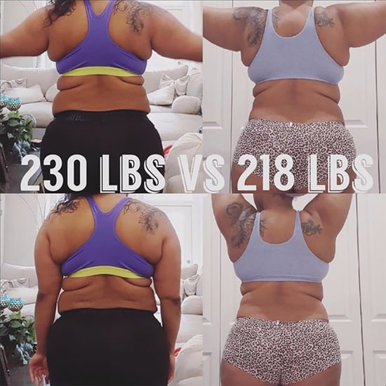 Losing Weight Is Not an Easy Process | Instagram