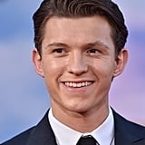 Tom Holland Shaved Off All of His Hair Photos