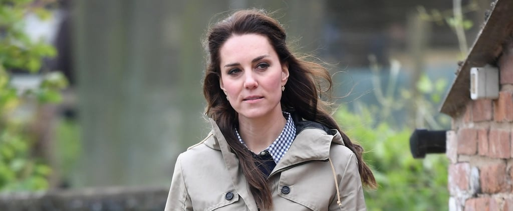 Kate Middleton's Casual Outfit to Farms For City Children