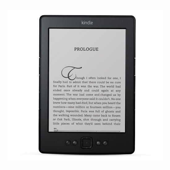 Kindle, approx. $85
