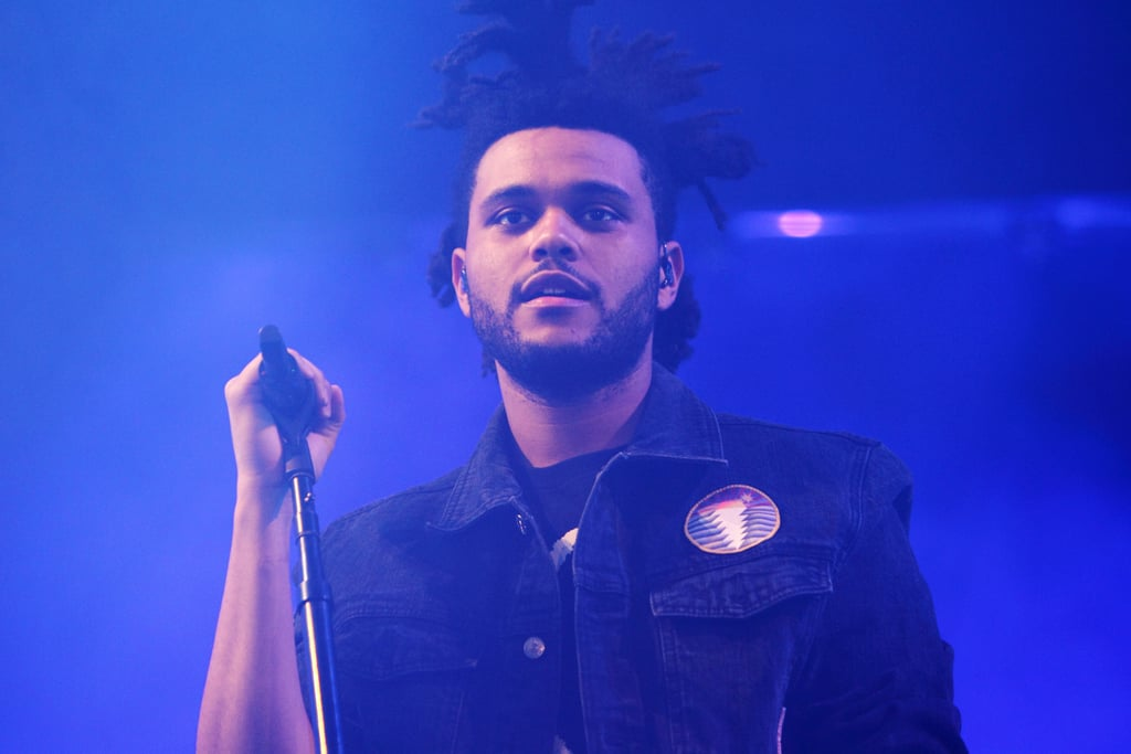 The Weeknd's Signature Locs in 2013
