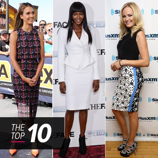 From Solids to Prints, This Week's Style Stars Were Dressed to Perfection