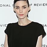 Rooney Mara was in NYC for the 2011 National Board of Review Awards gala.