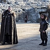Jon Snow's White Walker Demonstration