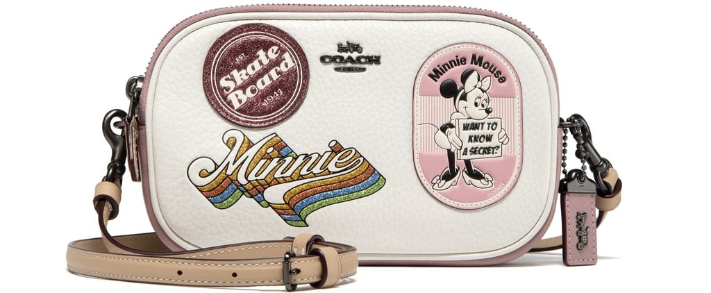 Coach's New Minnie Mouse-Inspired Collection Is Polka-Dot Perfection