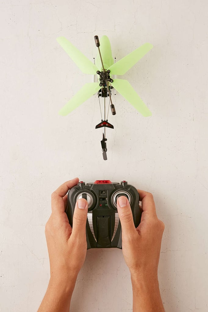 Glow-in-the-Dark RC Helicopter
