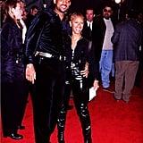 Will Smith et Jada Pinkett Smith en 1997