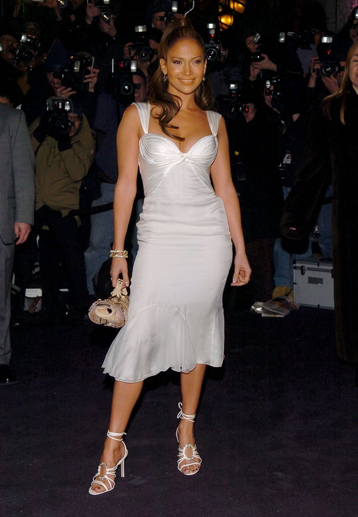 Jennifer Lopez's High Ponytail 2006