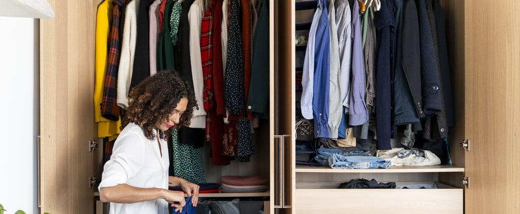 3 Easy Steps to Organize Your Closet
