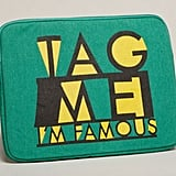 Tag-me laptop sleeve