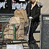 Nicolette Goes Grocery Shopping