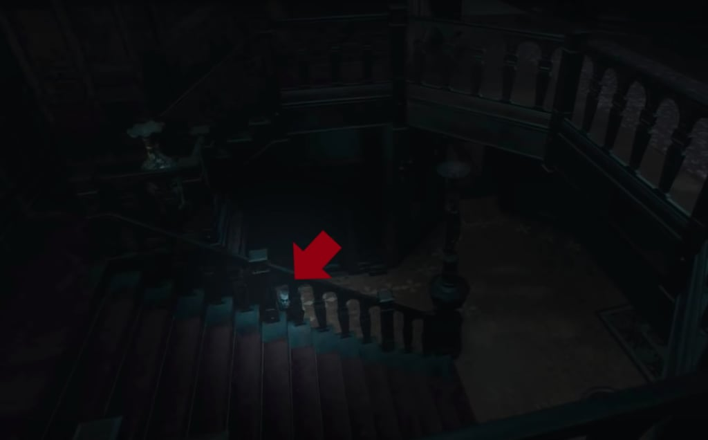 Hidden Ghosts in Haunting of Hill House